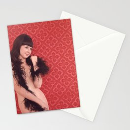 Bunny Yeager Pin-up Stationery Cards