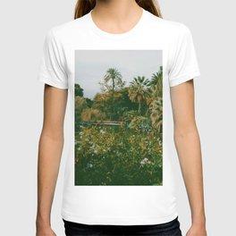 Parc de la Ciutadella- Barcelona Travel Photography Art Print T-shirt