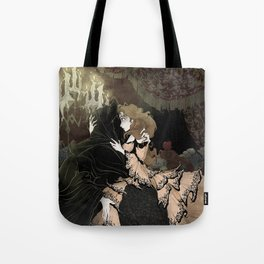Phantom: The Point of No Return Tote Bag