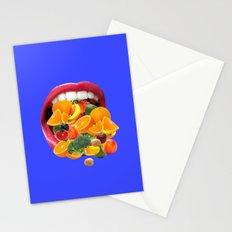 Feeding Frenzy Stationery Cards