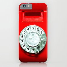 OLD PHONE - RED EDITION - for iphone iPhone 6s Slim Case