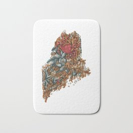 Maine (intertidal zone) Bath Mat