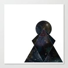 Nebula's Key Canvas Print