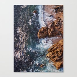 Autumn Sea Canvas Print