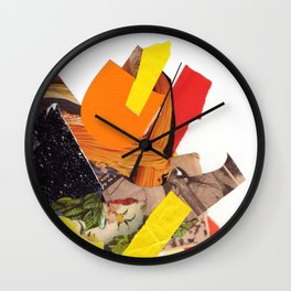 Show Stage Wall Clock