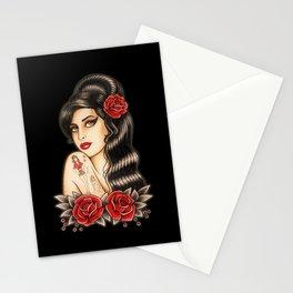 Amy Tattoo Stationery Cards