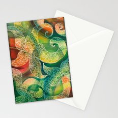 Starfish Dance Stationery Cards