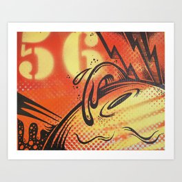 #56 Art Print