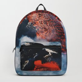 Fire and Fury Backpack