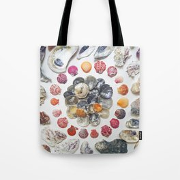 Jingle Shell Sun Tote Bag