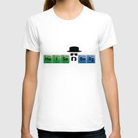 heisenberg T-shirts featuring Heisenberg by Solar Designs