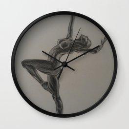 Balerina Wall Clock