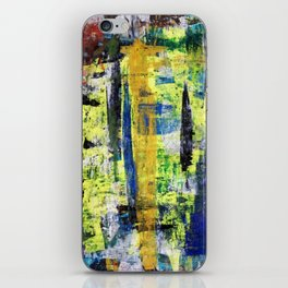 RICHTER SCALE 3 iPhone Skin