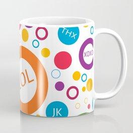TXT ME Coffee Mug