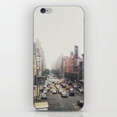 New York City Streets iPhone & iPod Skin