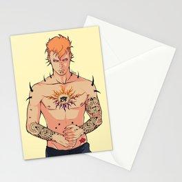 Tattooed Pein Stationery Cards