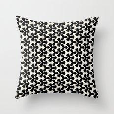 Van Klaveren Pattern Throw Pillow