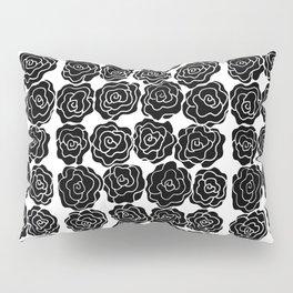 Rosebud Inversion Pillow Sham