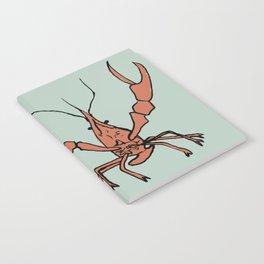 Mr. Crawfish Notebook