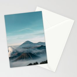 Misty Bromo Stationery Cards