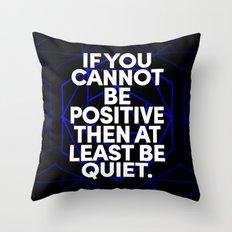 Joel Osteen Quote Throw Pillow