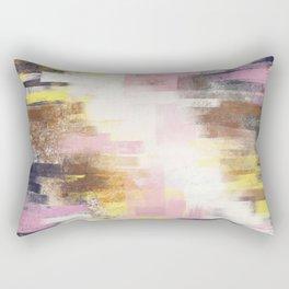 Color strokes Rectangular Pillow