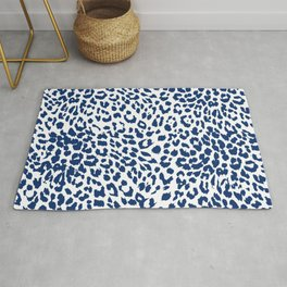 Light Leopard Skin Rug