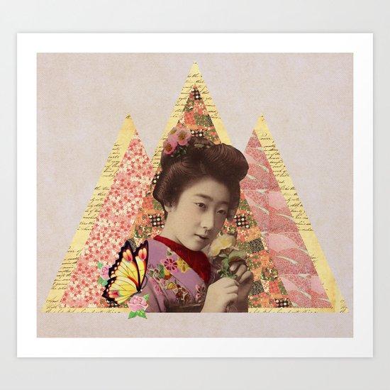 Orient Art Print