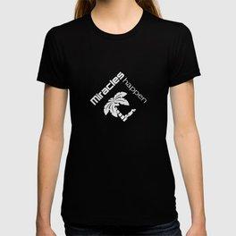 Christian Design - Miracles Happen T-shirt