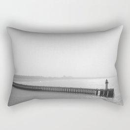 Port de Calais Rectangular Pillow