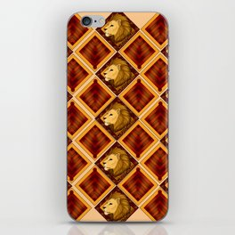 Lion House Pride iPhone Skin