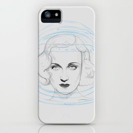 Space Lombard iPhone Case