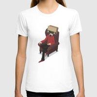 radiohead T-shirts featuring Radiohead by Anthony Massingham