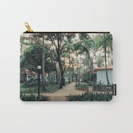 Pathway to Paradise Carry-All Pouch