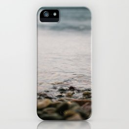 On The Water iPhone Case