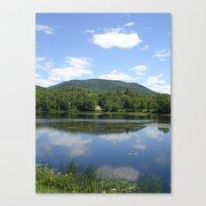 Tupper Lake Canvas Print