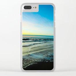 Rota Spain Beach 7 Clear iPhone Case