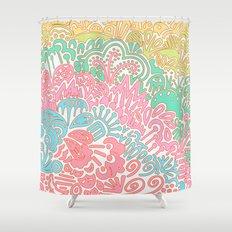 Tropic IV Shower Curtain