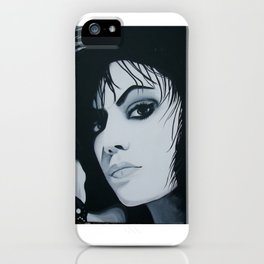 Joan Muse iPhone Case