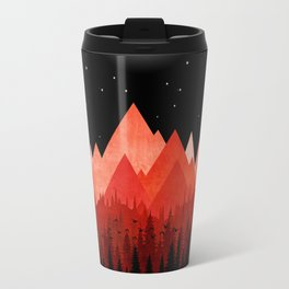 Wolfs road trip Travel Mug