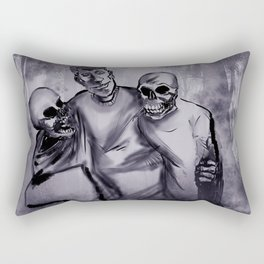 Best Buds! Rectangular Pillow