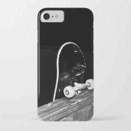 skateboard. iPhone Case