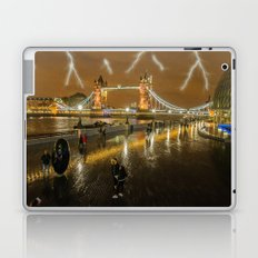 Lightning In London Laptop & iPad Skin