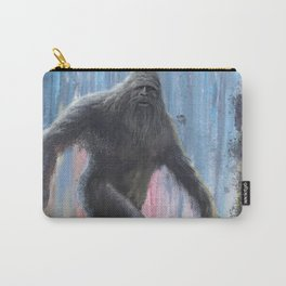 Bigfoot at Twilight Carry-All Pouch
