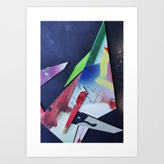 micro-v2 Art Print