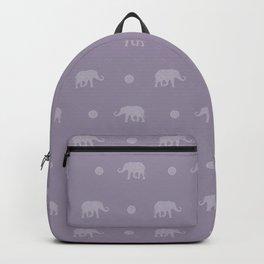 Elephants VI Backpack