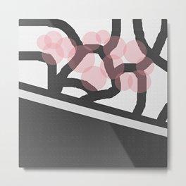 Composition 6 Metal Print