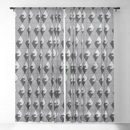 TriWave Sheer Curtain