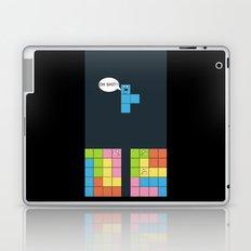 Tetris Laptop & iPad Skin
