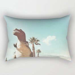 dino daze Rectangular Pillow